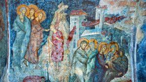 Guérison d'un aveugle par Jésus