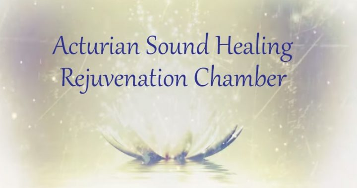 Acturian Sound Healing I Rejuvenation Chamber